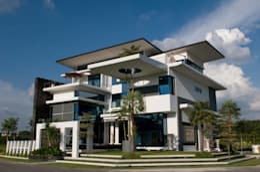 Lot. 46 House:   by Arkitek Axis