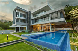 JALAN DAMAI JAYA 2:  Bungalows by Arkitek Axis