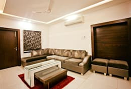 projects 1 : modern Living room by COLORDREAMS