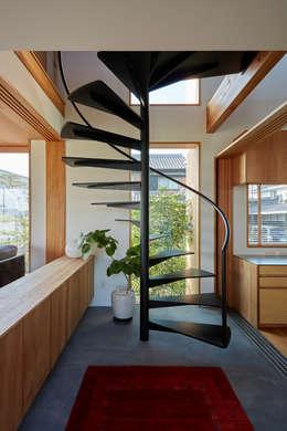 ARTBOX建築工房一級建築士事務所의  계단