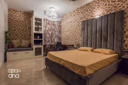 Aira: modern Bedroom by Design Dna