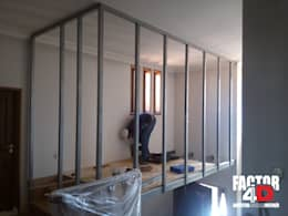 Interior#005: Closets clássicos por Factor4D - Arquitetura, Engenharia & Construção