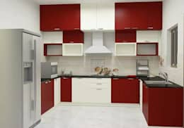 Project 3: modern Kitchen by Modern Interiors