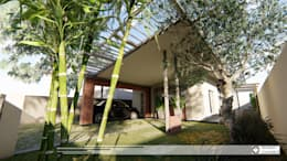 House Botes: modern Houses by Property Commerce Architects