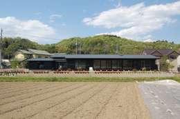 長~い家: 田村建築設計工房が手掛けた家です。