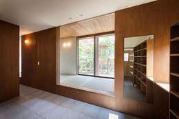 двери в . Автор – HAN環境・建築設計事務所