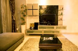 Project 1: modern Living room by Dream Touch