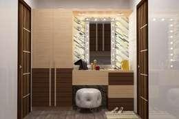 Project 1: modern Dressing room by Al Hashro Interiors