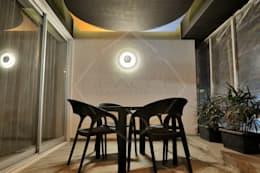 EXPRESSION: modern Dining room by SPACCE INTERIORS