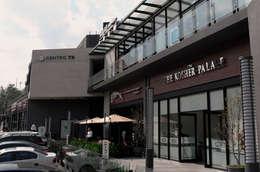 Centro TK : Albercas de estilo moderno por ARCO Arquitectura Contemporánea