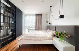 Большая удача: Спальни в . Автор – U-Style design studio