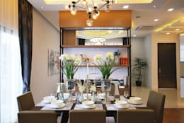 Ipoh South: modern Dining room by Hatch Interior Studio Sdn Bhd