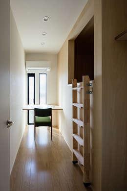 上下の子供部屋: SQOOL一級建築士事務所が手掛けた子供部屋です。