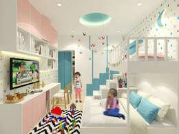 Kids Bedroom Design:  Kamar Bayi & Anak by SEKALA Studio