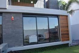 Rumah tinggal  by Ez HOMES