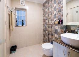 Home Renovation: modern Bathroom by Rennovate Home Solutions pvt ltd