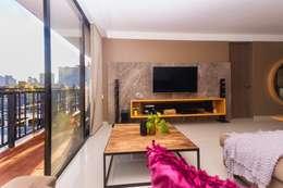 Casa : Salas de estilo minimalista por Structure Diseño & Arquitectura