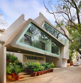 Mobius: modern Houses by Architecture Continuous