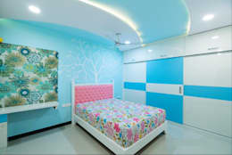 Project 4: modern Bedroom by Rhythm  And Emphasis Design Studio