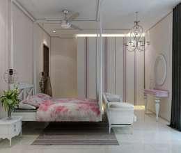 Bedroom Art:   by Rhythm  And Emphasis Design Studio