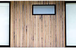 Casa de campo / lopez : Casas campestres de estilo  por astratto