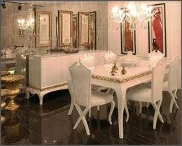 Luna Tarz – E.Ç EVİ: klasik tarz tarz Yemek Odası