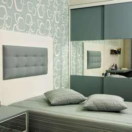 Luna Tarz – H.YILMAZ ÇOCUK ODASI: modern tarz Yatak Odası