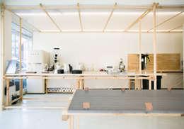 cafe ap bar: oddstaff의  다이닝 룸