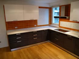 Cucine su misura: Cucina in stile in stile Rustico di ARREDAMENTI PIVA