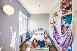 Cuartos infantiles de estilo moderno por MOB ARCHITECTS