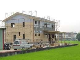 木屋設計建造 :   by 安居屋有限公司