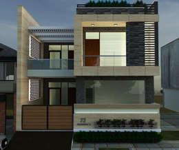 منازل تنفيذ S A Designs