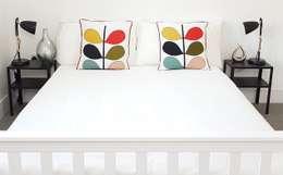 غرفة نوم تنفيذ THE FRESH INTERIOR COMPANY