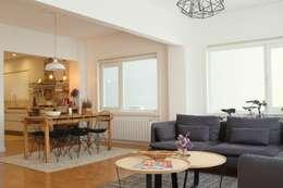 Stereo Mimarlık Atölyesi – Modern/8: modern tarz Oturma Odası