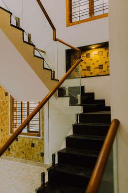 Tangga by Geometrixs Architects & Engineers