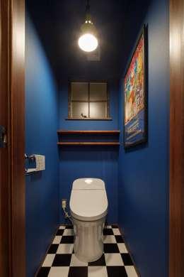 house-16: dwarfが手掛けた浴室です。