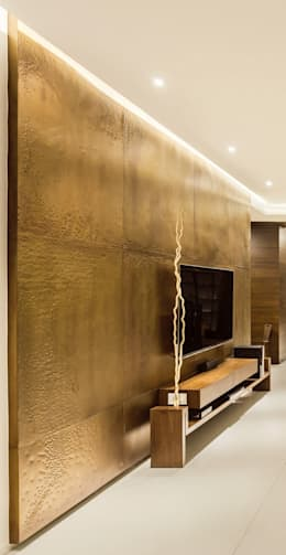 : modern Living room by Design Paradigm