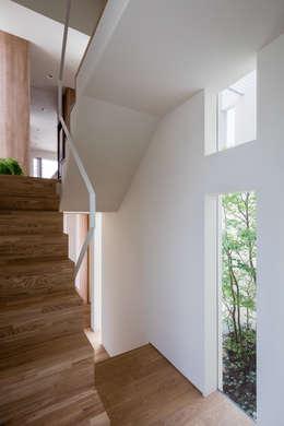 井の頭の家 / House in Inokashira: 庄司寛建築設計事務所 / HIROSHI SHOJI  ARCHITECT&ASSOCIATESが手掛けた階段です。