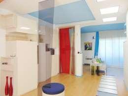 Appartamento 1: Ingresso & Corridoio in stile  di Studio di Architettura e Design Giovanni Scopece