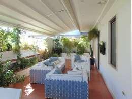 Appartamento 1: Giardino in stile in stile Moderno di Studio di Architettura e Design Giovanni Scopece