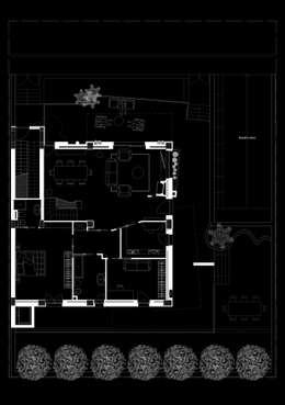 Realizzazione villa 300 mq in puglia for Piani di studio 300 piedi quadrati