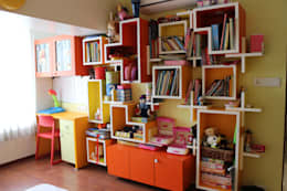 Tamhane Residence Interiors: modern Nursery/kid's room by Vangikar Architects