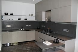 Project: modern Kitchen by MAG Consultancy
