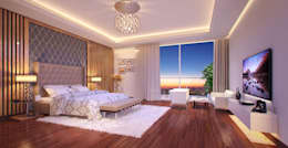 Project: modern Living room by MAG Consultancy