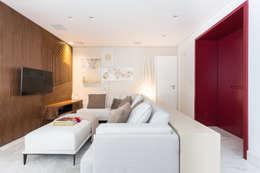 Sala de Estar: Salas de estar modernas por Duplex212 - Arquitetura e Interiores