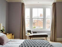 غرفة نوم تنفيذ Imperfect Interiors
