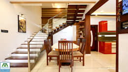 Ultra-Modern Designs: country Dining room by Premdas Krishna