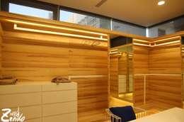 轉角的祕境:  更衣室 by Zendo 深度空間設計