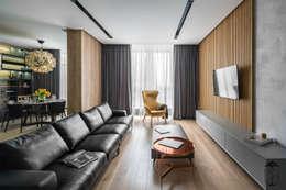 UI009: Гостиная в . Автор – U-Style design studio