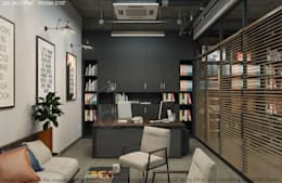 OF1632 Industrial Factory & Office/ Bel Decor:   by Bel Decor